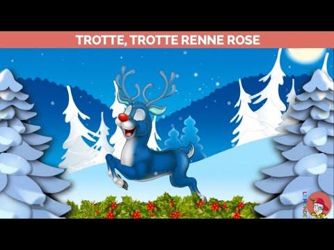 Le Monde d'Hugo - Trotte, trotte renne rose