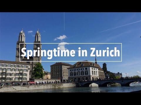 Springtime in Zurich | A Travel Movie