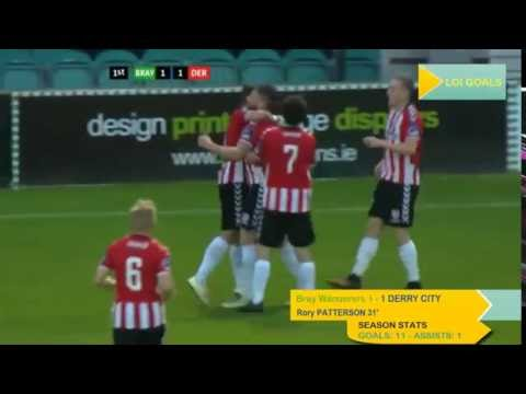 League of Ireland 2016: Week 25 Goals