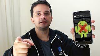 Como tirar CUSTOM RECOVERY E ROOT do seu Android e voltar a ORIGINAL