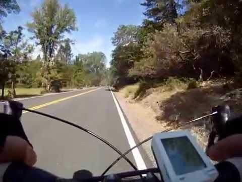 Cycling Lake County Ca.