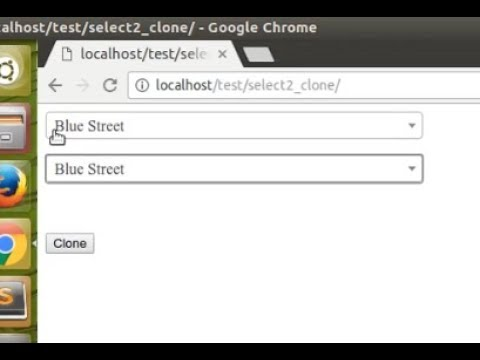 How to solve : select2 jquery not work after clone