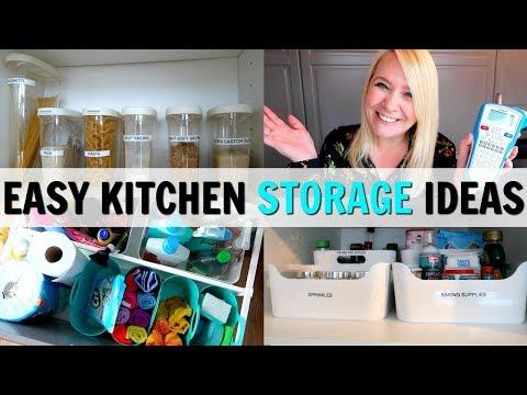 easy-kitchen-storage-&-organisation-ideas!