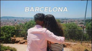 Barcelona, with love.