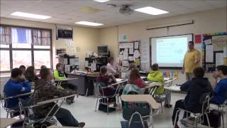 Repeat youtube video Instructional Coaching:  My Gradual Release of Responsibilty Model Lesson Part 1 of 3 -  3-25-14