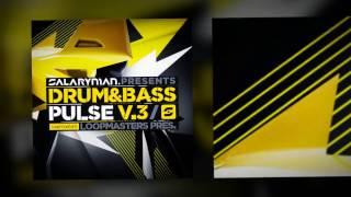 Salaryman Drum Bass Samples - Drum Bass Pulse Vol3