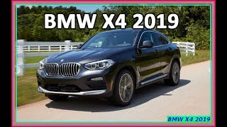 BMW X4 2019 | First Look At The All New 2019 BMW X4 Review