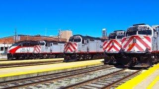 Caltrain Action 2012 - 2013