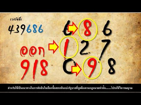 สูตรหวยวังน้ำวน1/4/59 ให้เลขท้าย 3ตัวบน (แม่นๆ เข้า6งวดแล้ว) 1 เมษายน 2559 สูตรหวยเด็ด