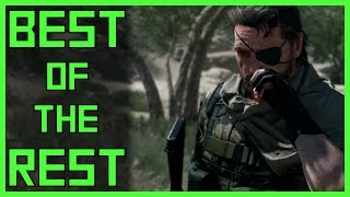 Metal Gear Solid 5   Pferdinand Drive By   Best of the Rest