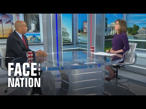 Full interview: Sen. Cory Booker on police reform