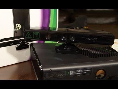 Xbox 360 Kinect Setup and Demo Review