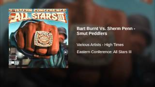 Bart Burnt Vs. Sherm Penn - Smut Peddlers