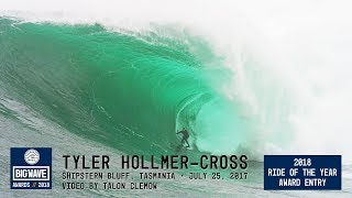 WSL Big Wave - Tyler Hollmer-Cross