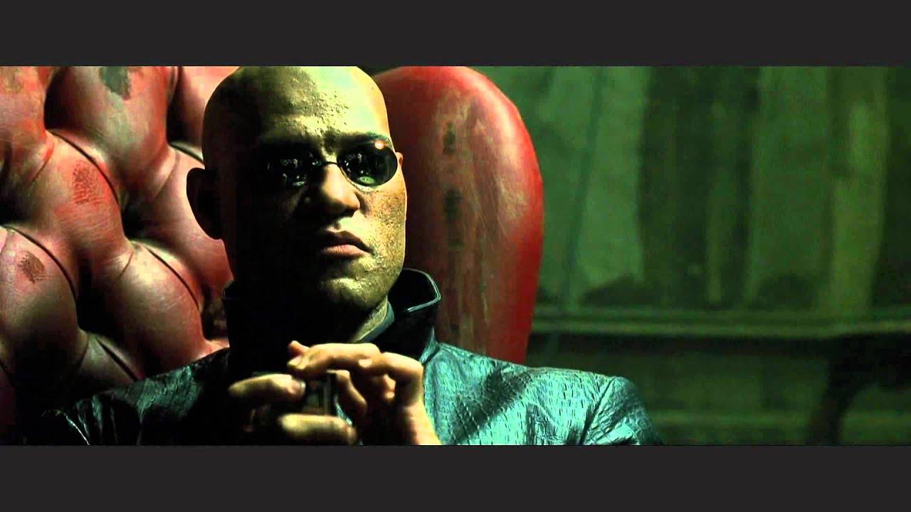 The Matrix Meeting Morpheus Scene Hd Youtube