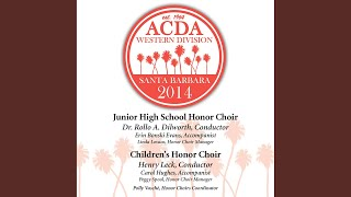 Oh! What a Beautiful City (arr. R. Dilworth for choir)