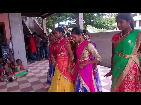 O nirmala song dance by vasissta students