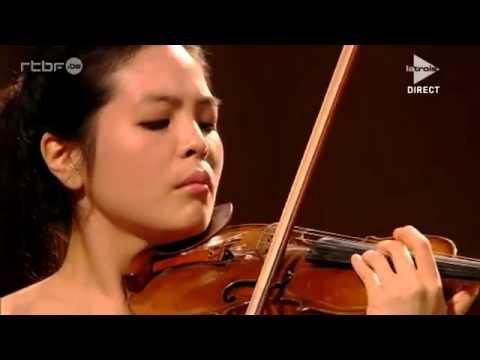Ji Yoon Lee | Brahms | Violin Concerto in D Major | 2015 Queen Elisabeth International Violin Comp
