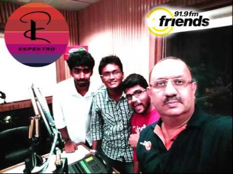 Espektro'16 on 91.9 Friends FM