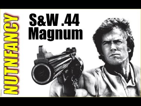 When 10mm Ain't Enough:  The S&W .44 Magnums
