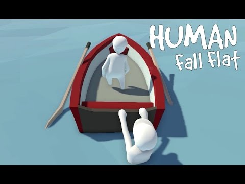 Human Fall Flat - Human Propeller - Part 4 [Father and Son Gameplay]