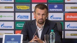 «Зенит» — «Мольде»: послематчевая пресс-конференция