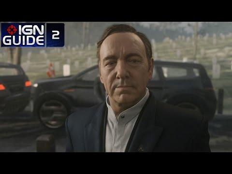 Call of Duty: Advanced Warfare Walkthrough - Story Mission 02: Atlas