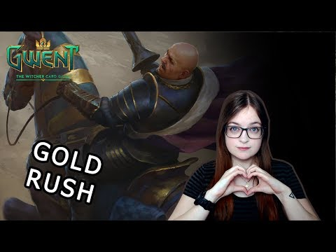 Gwent | Warped Arena | Gold Rush