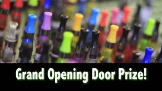 The Vapor Shop Grand Opening Revised