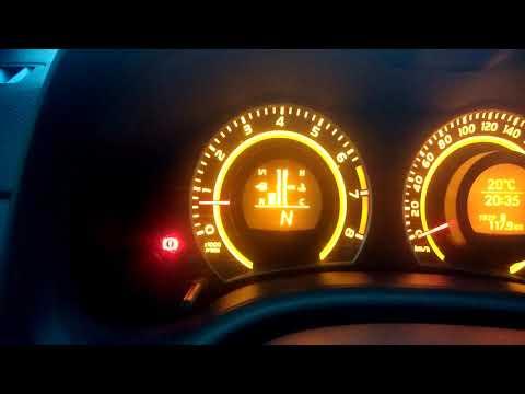 Плавают обороты Corolla E150