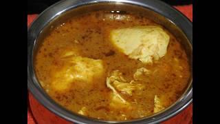 Mandya,Mysore Style Egg Sambar receipe in Kannada/ Egg Curry receipe/ Savi Bhojana