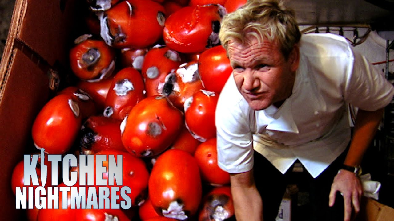 Owner Confused As To Why He Should Care About Rotting Food | Kitchen Nightmares