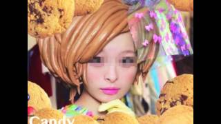 """きゃりーぱみゅぱみゅの""""CANDY CANDY""""とbanvoxの""""Cookie""""のマッシュアッ..."""