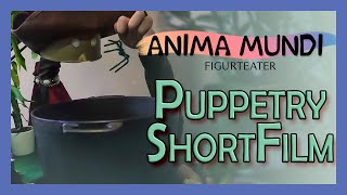 The Magic Potion - A Puppetry short film