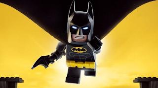 THE LEGO BATMAN MOVIE (NOT REALLY)