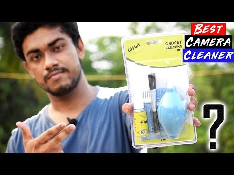 🔥How to Clean DSLR Camera & LENSES In Hindi // Best Camera Cleaner Under 400