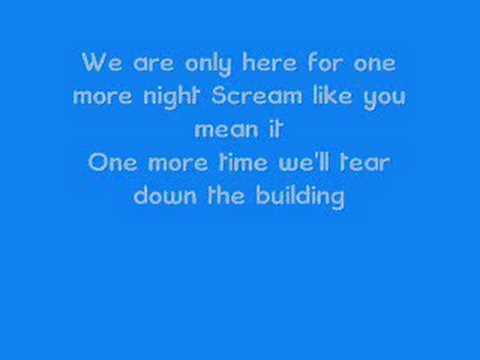 Stay young  We the kings lyrics