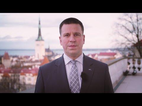 Peaminister Jüri Ratase uusaastatervitus