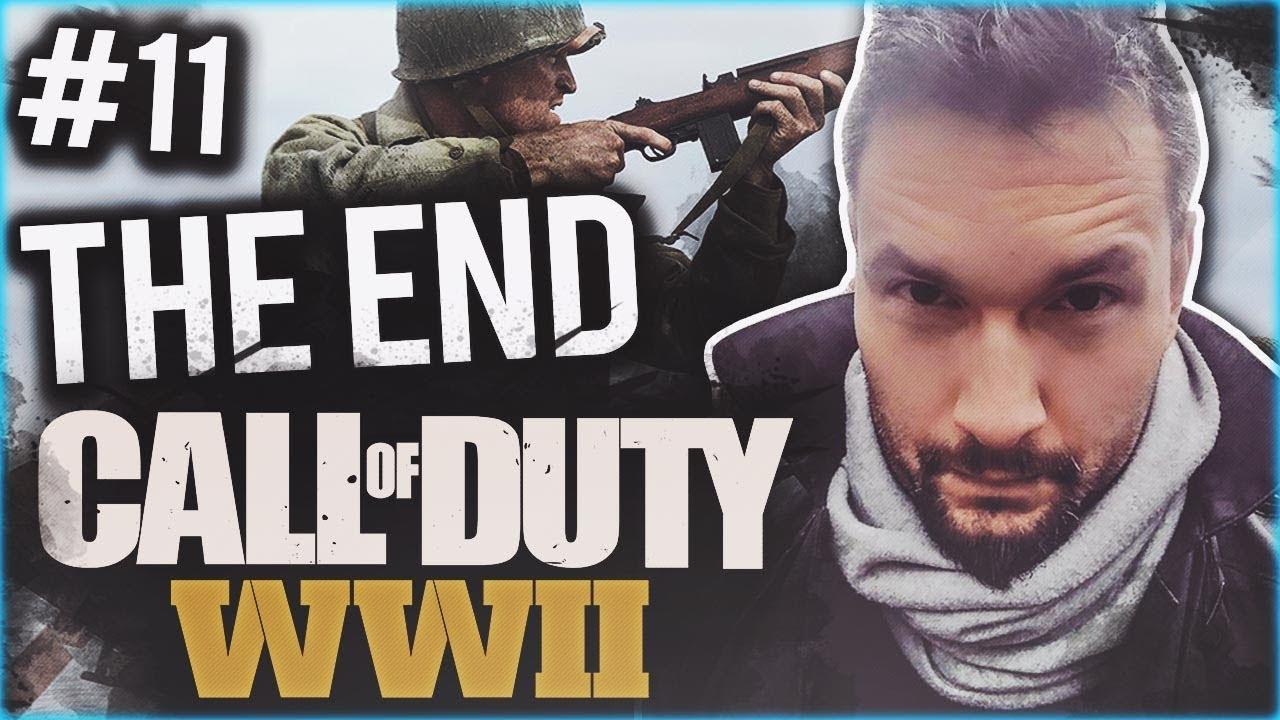 WILK | CALL OF DUTY: WWII – KAMPANIA #11 REN – ENDING