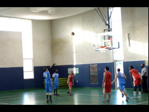 Al Ain AAU team vs. UAEU (1st Quarter)