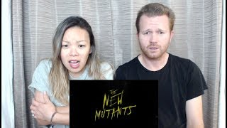 New Mutants Official Trailer - Reaction and Review