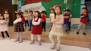 蘋果班聖誕歌曲表演