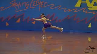 Aashita Joshi - Juvenile A Girls 2018 NJ Open