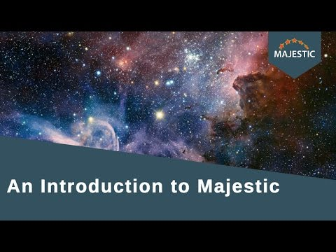 An overview of Majestic - animated