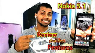 Nokia 5.1 Review And Best Features