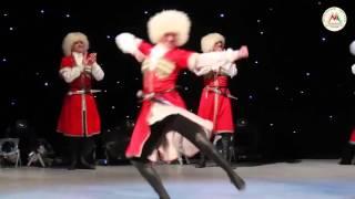 Горский Танец-Супер Лезгинка.Новинка-2016( Ансамбль Лезгинка)