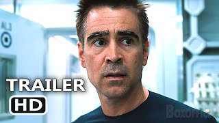 VOYAGERS Trailer # 2 (NEW, 2021) Colin Farrell, Tye Sheridan, Lily-Rose Depp, Sci-Fi Movie HD