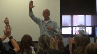 Don Bluth, Famous American Animator And Film Artist Speaks To Christian Youth.