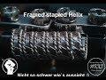 Framed stapled Helix tutorial ( german )