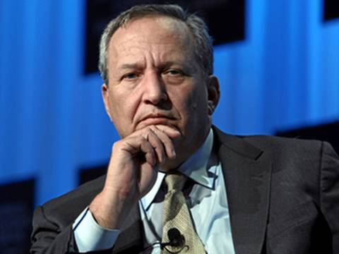 Larry Summers:  US Must Reform Banking Lobby